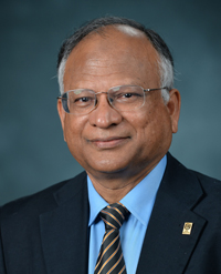 headshot of Waheed Uddin